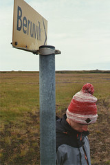 Road (michele.cardano) Tags: road trip yellow iceland brother bici cartello rosso islan yell viaggio giulio fratello islanda icelan