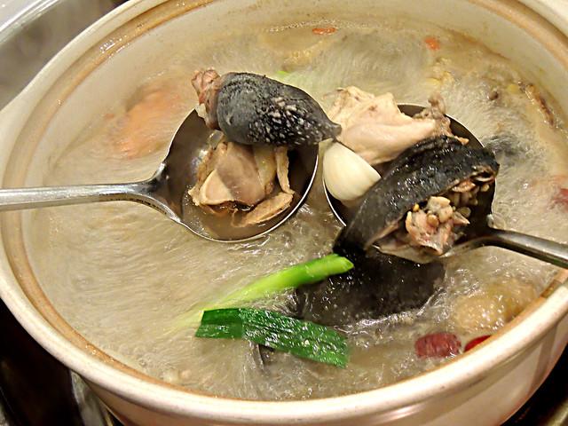 Softshell turtle soup 水魚煲