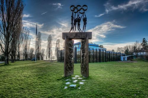 IOC HQ, Lausanne