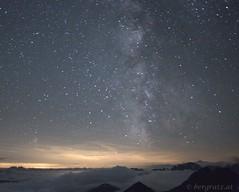 nachts wenn fast alle schlafen (bergfroosch) Tags: milchstrasse sonnblickobservatorium