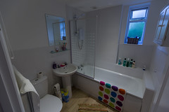 Flat - bathroom (Peter J Dean) Tags: family summer england holiday island bathroom flat unitedkingdom isleofwight leisure shanklin holidayhome canonef1635mmf28liiusm canoneos5dmarkiii