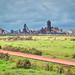 Saldanha plant and iron ore conveyor belt, South Africa