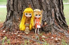 blondes share secrets