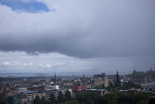 Its raining, Edinburgh ©  Still ePsiLoN