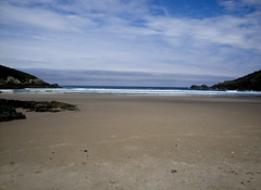 Playa del Baleo (2). (lumog37) Tags: seascape beach seaside playa coastline costadegalicia