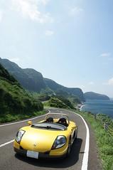 DSC03279 -  2 (macco) Tags: auto car sport japan spider automobile renault  nippon  nagasaki     renaultsportspider      sautevent    versautevent