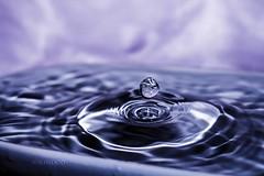 قطرة ماء 5 (khlood.ajer) Tags: splash سبلاش