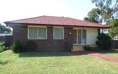 9 MULGA STREET, North St Marys NSW
