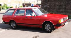 1984 Nissan Bluebird 1.8GL Estate (910) (Spottedlaurel) Tags: nissan bluebird datsun 910