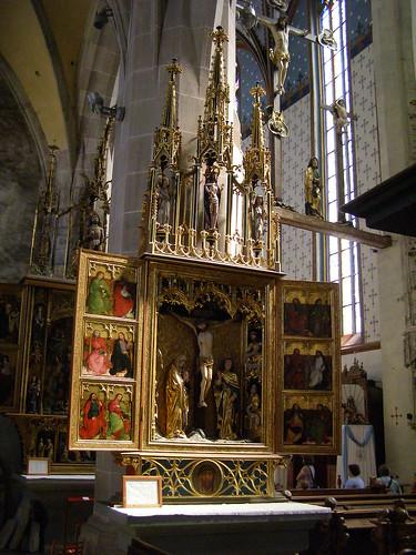 Ołtarz św. Krzyża
