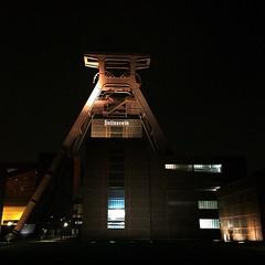 Zeche Zollverein at night. Essen.   #zechezollverein #zeche #zollverein #essen #ruhr #ruhrpott #kiratontravel #travelblog #travel #traveltheworld #travelingram #enjoy #ignice #igtravel #igplace #instaplace #iggood #igtravel #igweather #hoorayfortoday #hol