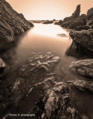 Light Water (Florian D. Photographe) Tags: light sea seascape france canon rocks exposure paca var 6d porquerolles longue 14mm poselongue samyang