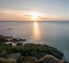 Coucher de soleil aux iles du salut (MCoquelle Photographie) Tags: longexposure sunset seaside nikon guyane ilesdusalut nd1000 d7100 guyanefrançaise sigma1020mmf35exdchsm