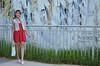Trice Nagusara (Trice Nagusara) Tags: red fashion dress style blogger sneakers styles denim casual vest lacoste petite reddress keds lapetite denimvest kedssneakers fashionblogger petitestyle tricenagusara petiteblogger fashionbloggermanila