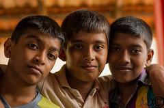Bridging The Gap (Dinouk) Tags: boys children orchestra srilanka reconciliation tamil sinhalese