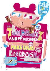 TOM DELUXX // LOFT KLUB