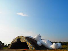 2014-09-12 16.16.03 (pang yu liu) Tags: travel moon rabbit art festival 09 sep  taoyuan  2014