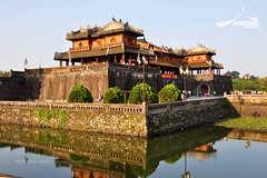 The Citadel HUÉ, Vietnam