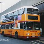 Stagecoach Busways 340 (AVK160V) - 29-08-96