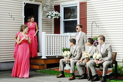(irina_kra) Tags: family wedding portrait people white beautiful groom bride marriage naturallight bridesmaids weddingdress groomsmen 50mm18 weddingphotography weddingbouquet nikond300