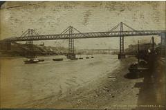 Redheugh Bridge, Newcastle upon Tyne (Newcastle Libraries) Tags: