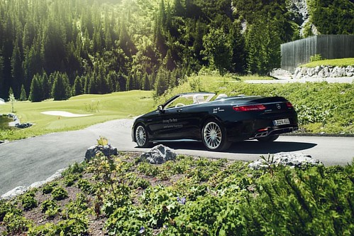 Mercedes-AMG S65 Cabriolet at Mercedes-Benz Lech Summer Experience __ @mercedesamg @mercedesbenz @mercedesbenz_de #s65amg #amg #cabriolet #convertible #mountains #alps #austria #nature #carswithoutlimits #snabshod #sonyalpha #a7ii #instacar #instacars #in