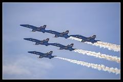 Blues in Balto... (DTT67) Tags: blueangels jets baltimore canon 1dxmkii 100400mkii fleetweek fleet week