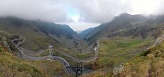Transfagarasan Road (Richard Leese) Tags: romania fagaras transylvania transfagarasan mountains lake scenery hiking