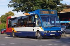 Stagecoach South 47646 (bernardf) Tags: busscene2016 busesinsussex busesinchichester stagecoach stagecoachsouth optare optaresolo