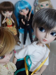 It's time!! Baby Time! (gik@h) Tags: pullip taeyang story doll groove gyro pink alice souseiseki tiphona stella