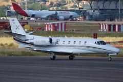 LX-INS Cessna Citation 560 Madrid Barajas Airport 26th May 2014 (_Illusion450_) Tags: aeropuerto adolfosuárezmadrid–barajasairport adolfosuárez madridbarajasairport adolfo suárez madrid–barajas airport madridairport 26514 260514 lxins cessna citation c560 luxaviationgroup