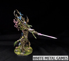 Start Collecting Sylvaneth (whitemetalgames.com) Tags: sylvaneth wood elves elf durthu treelord spring dryad dryads spirit elementals forest trees warhammer age sigmar 8th edition fantasy battles branches branch wraith wych wmg white metal games raleigh nc commission painting service services