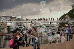 IMG_7620 (danakhoudari) Tags: bubbles kids outdoor scenery perspective fun mood london canon canon7d white red pink colour color