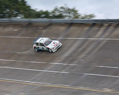 Peugeot 205 T16 Evo2 (Pichot Thomas) Tags: les grandes heures automobiles 2016 canon 500d 55250 ancienne auto rassemblement sportive sport cars course circuit classic peugeot 205 t16 evo2
