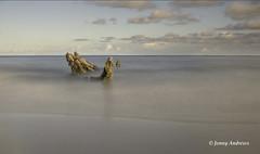 Portavogie Wreck (jonny.andrews65) Tags: portavogie wreck long exposure 10stop nd filter sea nikon d7200 tamron 1024 ards northernireland