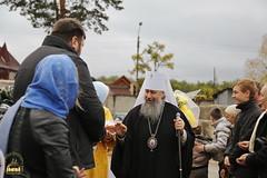 14. Church service in Svyatogorsk / Богослужение в храме г.Святогорска 09.10.2016