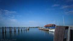Smooth Waters..... (inkslinger15) Tags: bigstopper boats bosham le sky water
