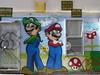 Luigi and Mario (Jef Poskanzer) Tags: luigi mario mushroom geotagged geo:lat=3775206 geo:lon=12241681 t