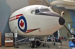 Boeing 727-22C N112FE (EI-DTG) Tags: planespotting aircraftspotting hamilton ontario yhm boeing 727 boeing727 trijet boeing707 b707 fedex canadianwarplaneheritagemuseum 07sep2016 aircraft museum preserved aircraftmuseum n112fe
