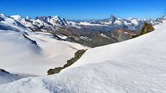 Climbing the Allalinhorn (4027m) - Wallis - Schweiz (Felina Photography, next week Swiss Alps :-)) Tags: allalinhorn feejoch matterhorn cervino cervin
