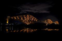 The Bridge (Nigel_Harrison) Tags: bridge railbridge railway trains bridges scotland edingurgh forth forthrailbridge scotrail firthofforth