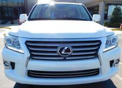 Lexus - LX 570 - 2014  (saudi-top-cars) Tags: