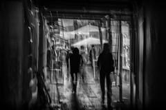robots and raindrops (Daz Smith) Tags: dazsmith canon6d bw blackwhite blackandwhite bath city streetphotography people candid canon portrait citylife thecity urban streets uk monochrome blancoynegro mono systopian robots raindrops