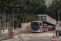 CB59JJB (rossandnik) Tags: scania pseries daycab tippper uk bartlett haulage