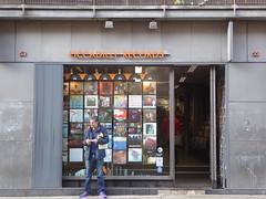 Piccadilly Records (stillunusual) Tags: manchester mcr city england uk northernquarter nq manchesterstreetphotography piccadillyrecords oldhamstreet streetphotography street streetscene streetlife citylife peopleinthestreet urbanpeople realpeople peoplepictures candidstreetphotography candid candids candidstreetportraiture portrait humanbehaviour humannature recordshop recordstore indierecordshop indierecordstore shop 2016