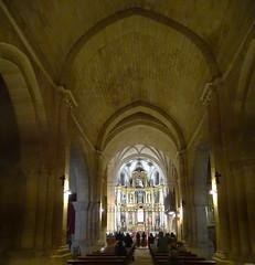 Interior Iglesia Santo Domingo antes Santo Tomé Soria 01 (Rafael Gomez - http://micamara.es) Tags: interior iglesia santo domingo antes tomé soria