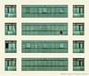 Green patterns (A look through lens) Tags: on1enhance travel uae architecture asia cropped lightroom location perfectresize photomatix plugin sharjah tonemapping topazdenoise urban emiratiarabiuniti ae