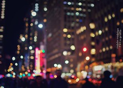 New York State of mind (Mister Blur) Tags: new york state mind ny city blur neon lights manhattan nikon d7100 35mm