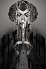 Lao-Tzu  Unutmayn an hakkn vermek, amza uyum salamakla deil, ona direnmekle mmkn olabilir.   #photography #women #face #edit #art #collage #picture  #blackandwhite #blackandwhitephoto #blackandwhitehdr #artwork #freeart #dream #fantastic #po (mrbrooks2016) Tags: blackandwhite illustration beautiful face blackandwhitephoto dream artwork blackandwhitehdr art edit fantastic artpeoplegallery stepbystep freeart picture collage editedphoto photography edited photodesign portrait poster stepbystepme editedstepbystep women artpeople people