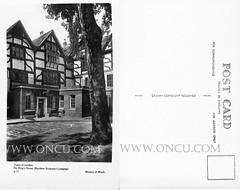 Londra - İngiltere (talatwebfoto1) Tags: yapi kule londra ingiltere siyahbeyaz 19501970